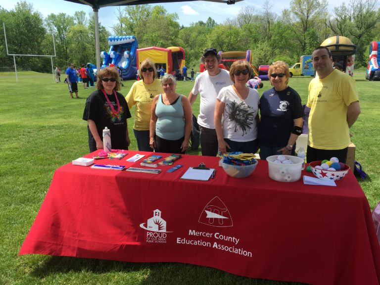 MCEA PRIDE at POAC Walk